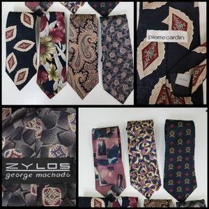 bundles tie's 6 pcs casual formal career